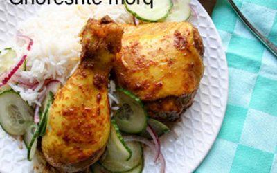 Ghoreshte morq (gestoofde kippenpoten)
