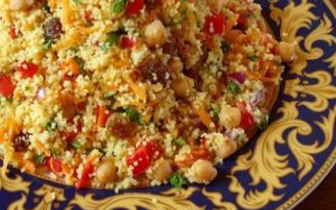 Tabouleh (couscoussalade)