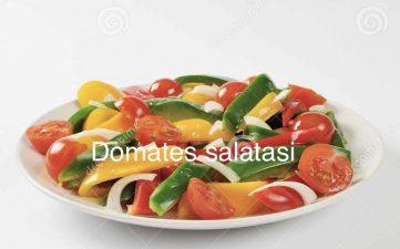Domates salatasi (tomatensalade)