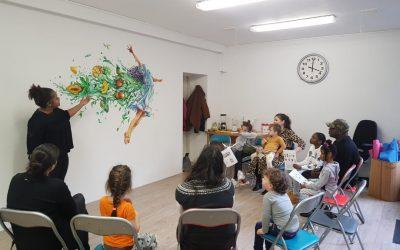 Diëtistenpraktijk MoveDis opent haar deuren tijdens lerarenprotest