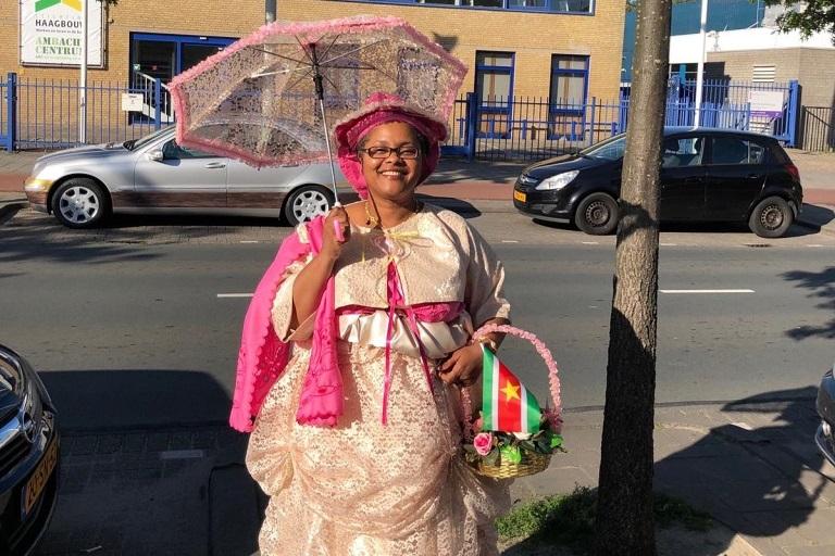 1 juli Keti Koti voeding slaafgemaakten Suriname koloniale tijd Kathleen Paal MoveDis